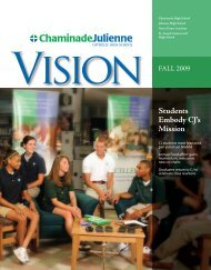 students - Chaminade Julienne Catholic High School
