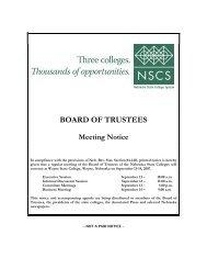 September 13-14 - Nebraska State College System