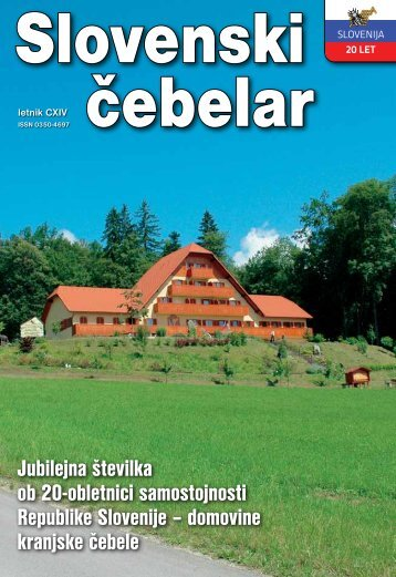 Jubilejna Å¡tevilka ob 20-obletnici samostojnosti Republike Slovenije ...