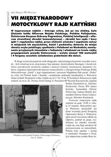 """""""Biuletyn IPN"""" nr 10-11/2007"""