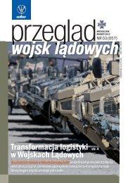 Transformacja logistyki w Wojskach Lądowych - Polska Zbrojna