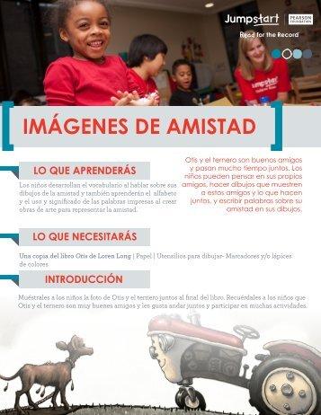 IMÁGENES DE AMISTAD - Jumpstart