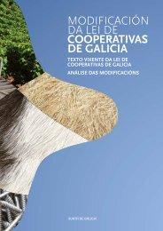 MODIFICACIóN DA LEI DE COOPERATIVAS DE GALICIA