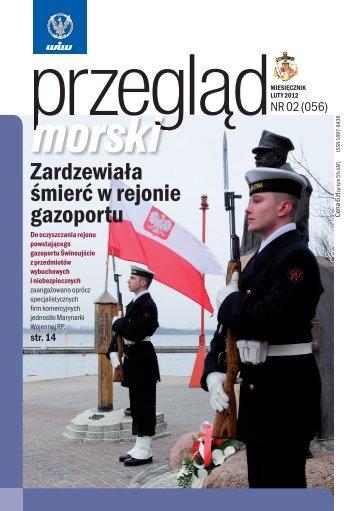 Zardzewiała śmierć w rejonie gazoportu - Polska Zbrojna