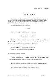 dražba Cuprák - Frýdek-Místek
