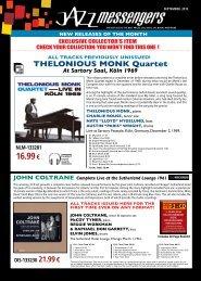 Chiaroscuro records - Jazz Messengers