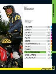 rider accessories - Acerbis
