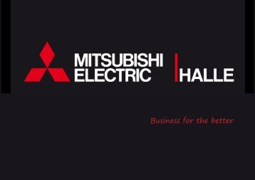 3 - Mitsubishi Electric HALLE