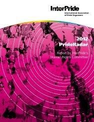 InterPride 2012 Pride Radar
