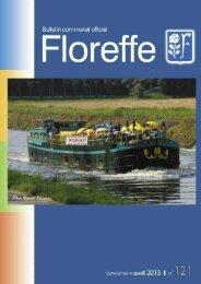 Bulletin communal d'avril 2013, n°121 (pdf 1Mo) - Floreffe