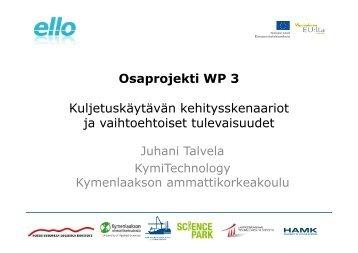 Yritykset ja tulevaisuuden haasteet Tutkimusjohtaja Juhani ... - ELLO