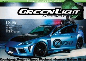 GreenLight Magazine #3 - 2015