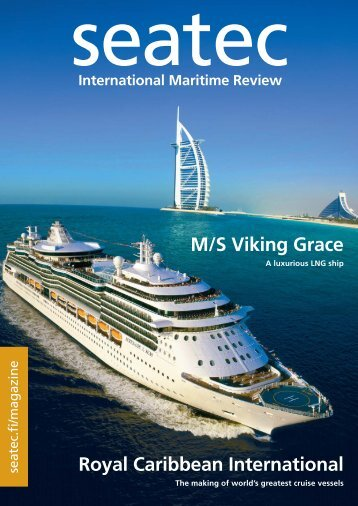 Seatec International Maritime Review 1/2013 - PubliCo Oy