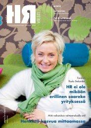 HR viesti 4/2012 - PubliCo Oy