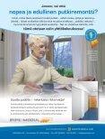 Taloyhtiöt oppivat huoltamaan kattoa kantapään kautta - PubliCo Oy - Page 5