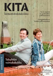Kiinteistö & Talotekniikka 5/2013 - PubliCo Oy