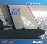 WB-Sails News 2007