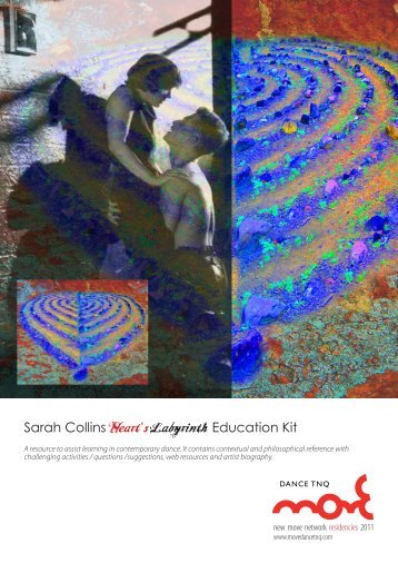Sarah Collins Heart 's Labyrinth Education Kit - Move Dance TNQ
