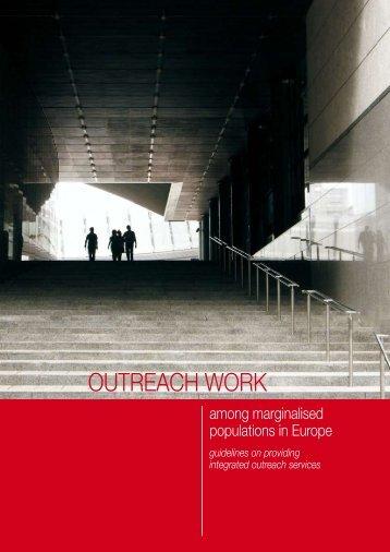 OUTREACH WORK - Correlation Network