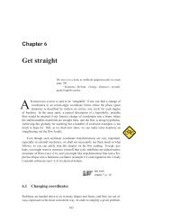 Chapter 6 Get straight - Chaos: Classical and Quantum