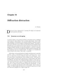 Chapter 38 Diffraction distraction - ChaosBook