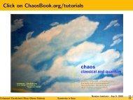 f - ChaosBook