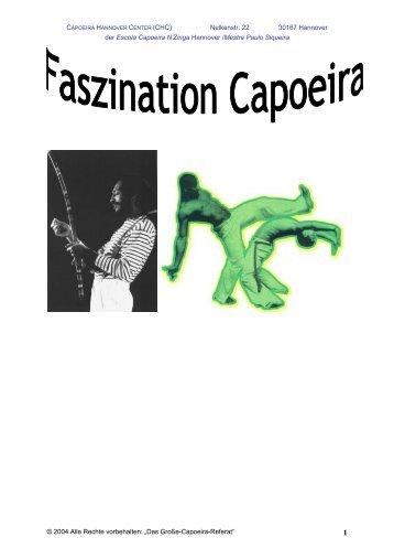Was ist Capoeira
