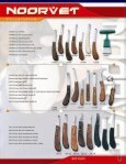 Farrier Tools & Blacksmith tongs - Page 2