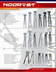 Farrier Tools & Blacksmith tongs - Page 4