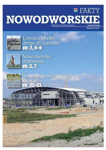 XXIX/IX 2011 - Nowy Dwór Mazowiecki