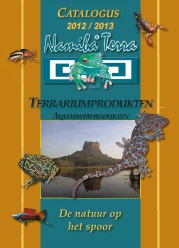 Kruidenpellets voor landschildpadden HerbivoRep ... - Namiba Terra