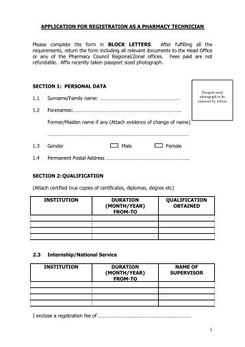 APPLICATION FOR WV NATIONAL GUARD TECHNICIAN ...