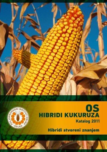Hibridi stvoreni znanjem - Poljoprivredni institut Osijek
