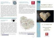(Zlo\236enka Kamen v srcu) - Razvojni center Srca Slovenije