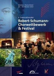 Robert-Schumann- Chorwettbewerb & Festival - interkultur.com