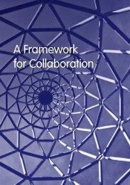 A Framework for Collaboration - Social Enterprise Works