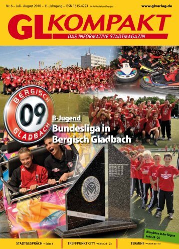 Bundesliga in Bergisch Gladbach - GL VERLAGS GmbH