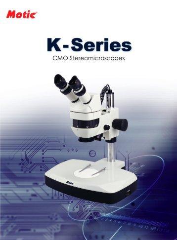 The Microscope Depot - Motic - K400 - K401 - K500 - K700