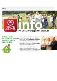 Junij 2013 - Razvojni center Srca Slovenije