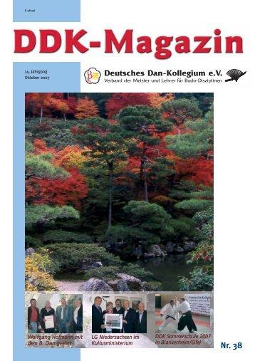 DDK Magazin 38 - DDK LG Bayern