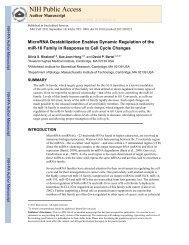 Rissland 2011 Mol Cell.pdf - UCSF RNA Journal Club