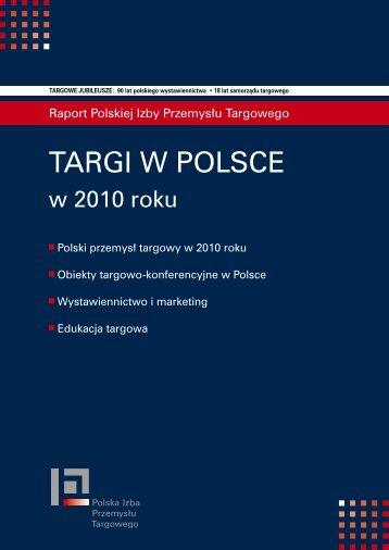 TaRgI w Polsce - Polska Izba Przemysłu Targowego