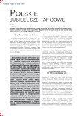 TaRgI w Polsce - Polska Izba Przemysłu Targowego - Page 6