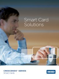 Smart Card Solutions - HID Global