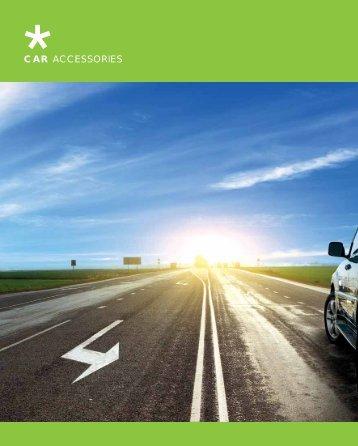 *CAR ACCESSORIES - giannini presservice