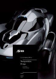 Transportation Design • Car Design - IED Torino