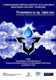 4. simpozij - Hrvatska udruga medicinskih sestara