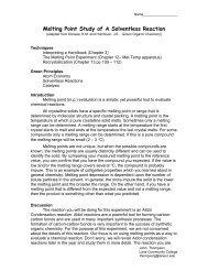 Laboratory Procedure (PDF) - Green Chemistry Center