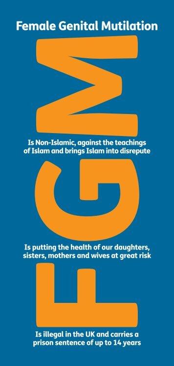 FGM-Islam-Leaflet