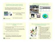 Power Point Presentation (PDF) - Green Chemistry Center